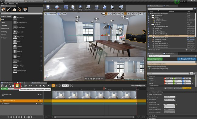 Unreal Engine Animation – Oded Erell's CG Log