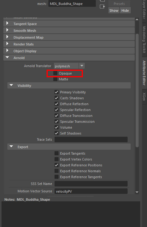 Arnold for Maya Shading – Oded Erell's CG Log