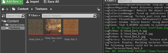 Unreal Engine Python Scripting – Oded Erell's CG Log