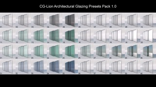 CG-Lion_Architechtural_Glazing_Presets_Pack_1.0_preview_A