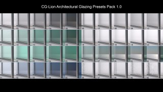 CG-Lion_Architechtural_Glazing_Presets_Pack_1.0_preview_B
